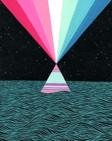 Ocean Blast by Mark Warren Jacques