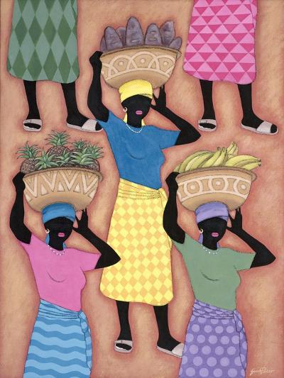 Market Day, 2002-Sarah Porter-Giclee Print
