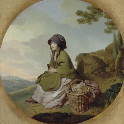 Market Girl (The Silver Age) C.1776-77-Henry Walton-Giclee Print