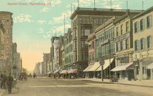 Market Street, Harrisburg, Pennsylvania