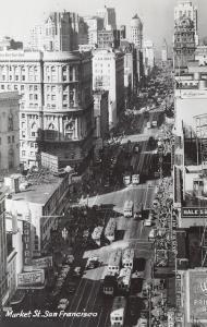 Market Street, San Francisco, California