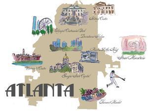 Atlanta Georgia by Markus Bleichner