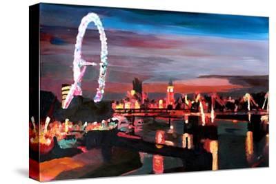 London Eye Night