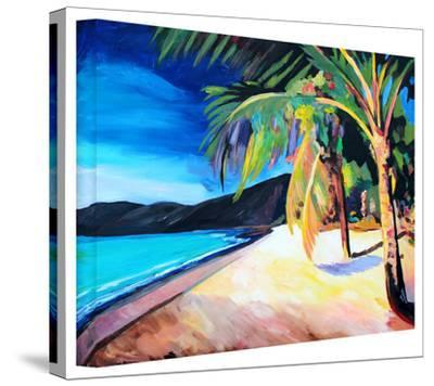 'Magen's Bay St.Thomas Virgin Islands' Gallery-Wrapped Canvas