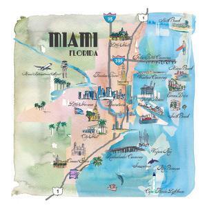Miami Florida by Markus Bleichner