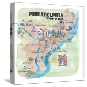 Philadelphia Pennsylvania by Markus Bleichner