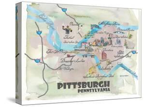 Pittsburgh Pennsylvania by Markus Bleichner