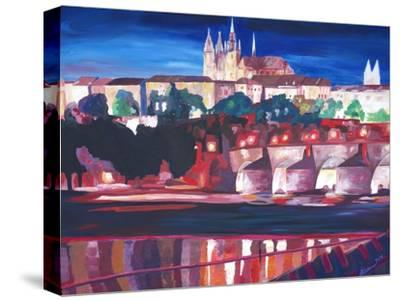 Prague - Hradschin with Charles Bridge