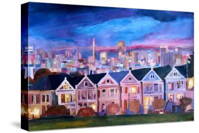 San Francisco - Painted Ladies - Alamo Sq