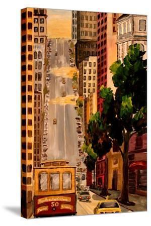 San Francisco Van Ness Cable Car