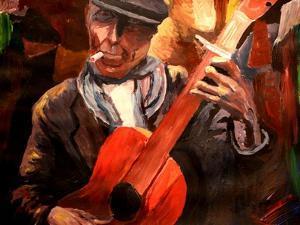 The Gitarrero - The Guitar Player by Markus Bleichner