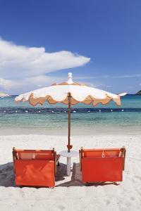 Fetovaia Beach, Island of Elba, Livorno Province, Tuscany, Italy by Markus Lange