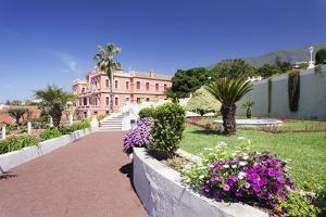 Jardin Marquesado De La Quinta Gardens, La Orotava, Canary Islands by Markus Lange