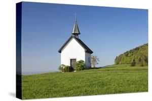 Kapelle Saalenberg Chapel, Soelden, Markgraefler Land, Black Forest, Baden- Wurttemberg, Germany by Markus Lange