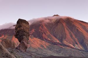 Los Roques De Garcia at Caldera De Las Canadas, National Park Teide, Canary Islands by Markus Lange