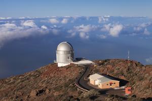 Observatory Gran Telescopio Canarias, Parque Nacional De La Caldera De Taburiente, Canary Islands by Markus Lange