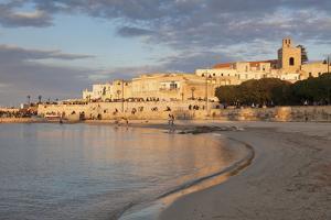 Old Town of Otranto, Peninsula of Salento, Apulia, Italy by Markus Lange