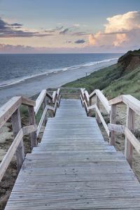 Red Cliff, Kampen, Sylt, North Frisian Islands, Nordfriesland, Schleswig Holstein, Germany, Europe by Markus Lange