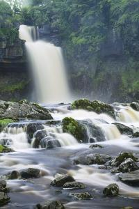 Thornton Force, Ingleton Waterfalls Walk, Yorkshire Dales National Park by Markus Lange