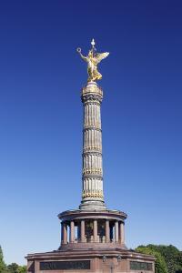 Victory Column (Siegessaeule), Berlin Mitte, Berlin, Germany, Europe by Markus Lange