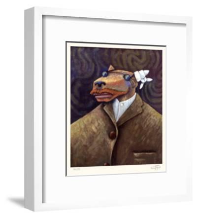 Coyote Portrait of Van Gogh