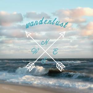 Wanderlust Beach by Marlana Semenza