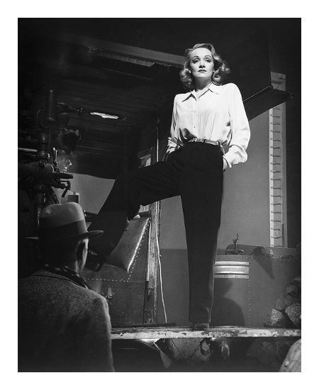 Marlene Dietrich 1940 Art Print by Hollywood Historic Photos   Art com