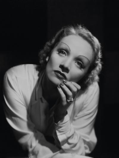 "Marlene Dietrich. ""Desire"" 1936, Directed by Frank Borzage--Photographic Print"