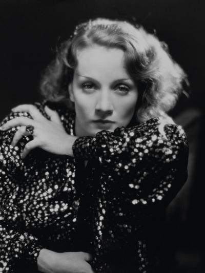 """Marlene Dietrich. """"Shanghai Express"""" 1932, Directed by Josef Von Sternberg--Photographic Print"""