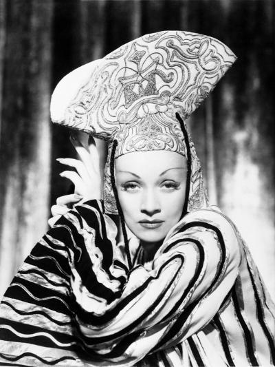 Marlene Dietrich--Photographic Print