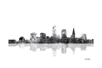Cleveland Ohio Skyline BG 1