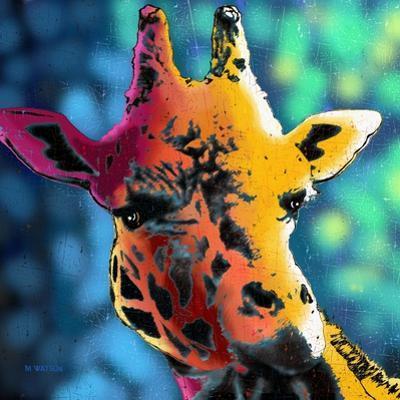 Giraffe 1 by Marlene Watson