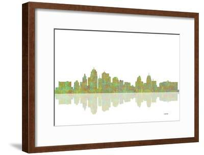 Kansas City Missouri Skyline 1