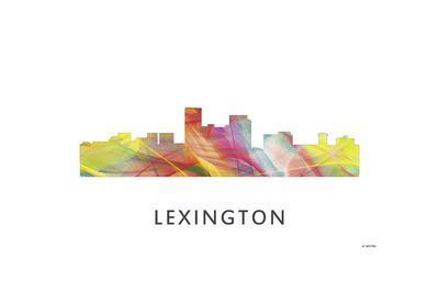 Lexington Kentucky Skyline