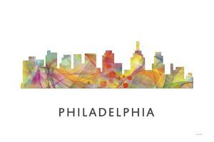 Philadelphia Skyline by Marlene Watson