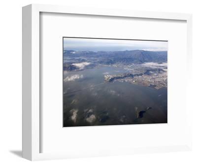 Mt. Tamalpais, San Rafael, San Francisco Bay, Tiburon Peninsula, California, USA