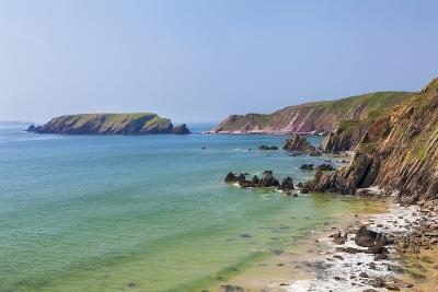 Marloes Sands, Pembrokeshire, Wales, United Kingdom, Europe-Billy Stock-Photographic Print