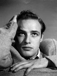 """Marlon Brando. """"Battle Stripe"""" 1950 """"The Men"""" Directed by Fred Zinnemann"""