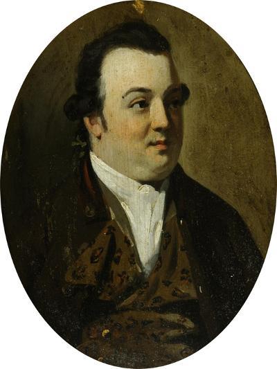 Marmaduke Tunstall, Esq. of Wycliffe-Herbert Hofer-Giclee Print