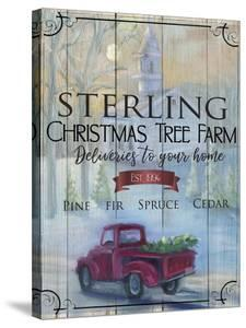 Holiday Sign by Marnie Bourque