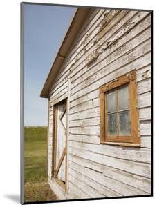 Weathered Barn by Marnie Burkhart