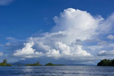 Marovo Lagoon, Solomon Islands, Pacific-Michael Runkel-Photographic Print