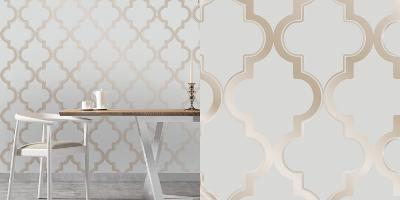 marrakesh bronze grey selfadhesive wallpaper home