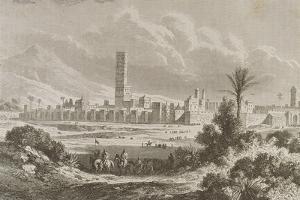 Marrakesh in the 1860S
