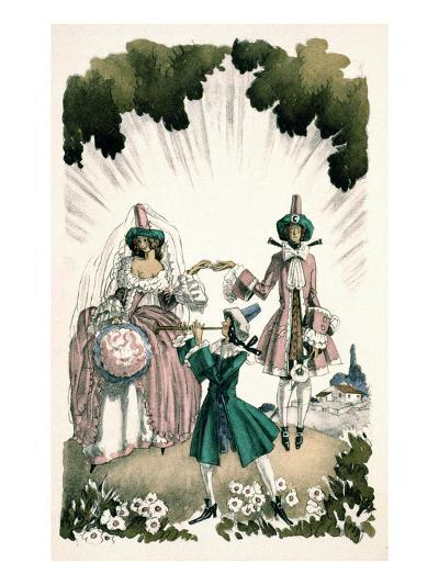 Marriage Of Candide--Giclee Print