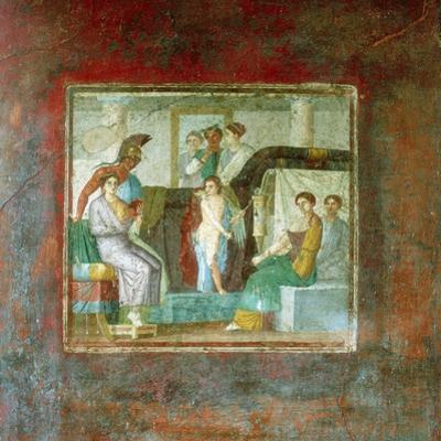 Marriage of Mars and Venus, 1st Century