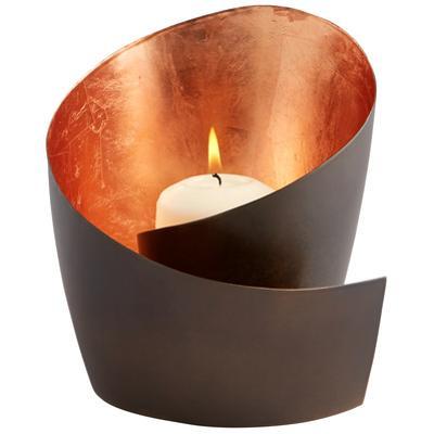 Mars Candleholder - Copper