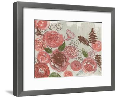 Marsala Bouquet-Smith Haynes-Framed Art Print