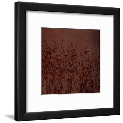 Marsala Tree III-Mali Nave-Framed Art Print