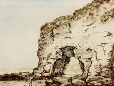 Marsden Rock-Ralph Walters Jnr.-Giclee Print